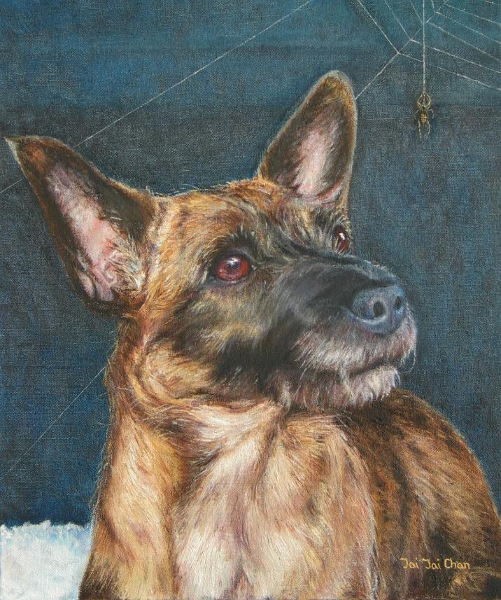 Dixie painting